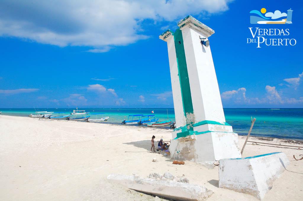 Puerto Morelos, un lugar que enamora con su belleza